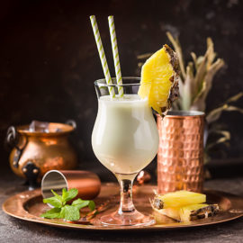 Le cocktail Pina Colada
